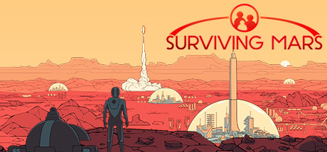 Surviving Mars Steam Store Page