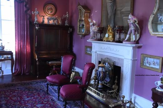 Jack Brantley's historic home.