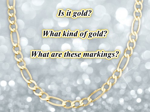 750, 585, 417 Gold Markings on Jewelry & What They Mean