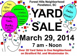 How to Organize a Neighborhood Yard Sale