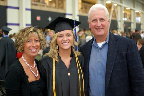 Thank-You Messages for Parents on Graduation Day