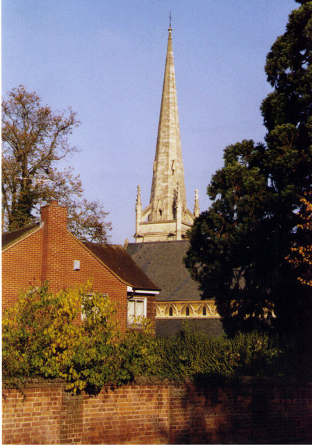 Christ Church, Reading
