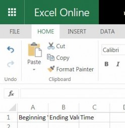 Calculate Investment Return in Excel