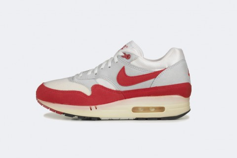 This classic silhouette started the visible air unit craze. This is a trend still seen with Air Max retros today.