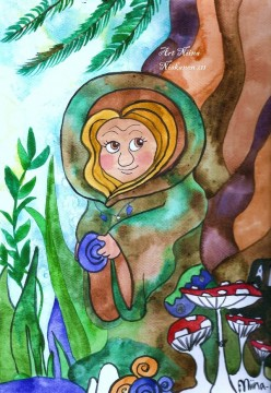 Gnomes in Saami Myths and Folklore