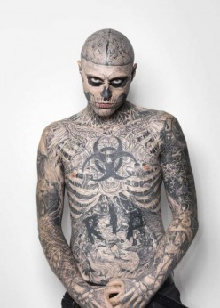 Tattoos Viewed by a Bias Society