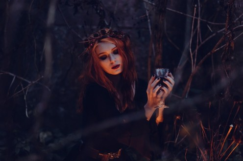 The Folkloric Witch's Tools
