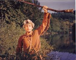 Fess Parker as Davey Crockett