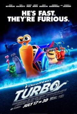 Turbo, My Son's Choice for a New Movie