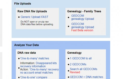 'Genetic Upload Safe' click on this one!