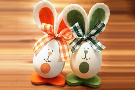 Spectacular plastic egg craft ideas feltmagnet