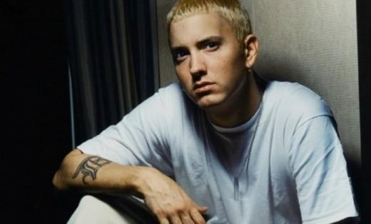"""Marshall """"Eminem"""" Mathers"""