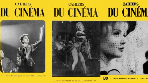 Copies of the Cahier du Cinema