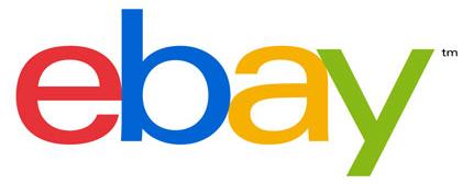eBay's current logo