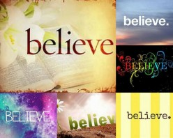 What Does It Mean to Believe?