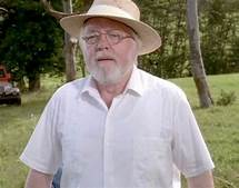 John Hammond, creator of Jurassic Park