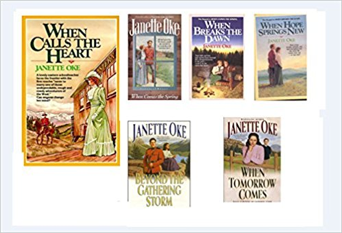 Some books by Janette Okes