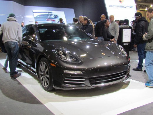 This show stopping 2018 Porsche drew crowds based on its unique design and appearance. The MaCan GTS engine 3.0-liter twin turbocharged V6 was captivating. The price started at $190,700.