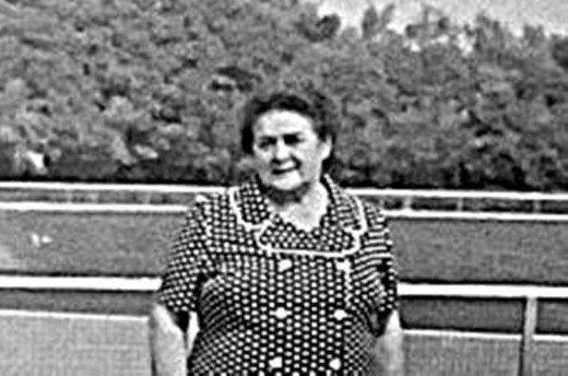 Our dear grandma, Ivy Trigg (1908-1992)