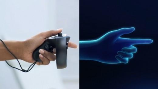 Oculus Controller