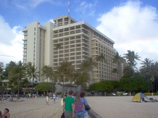 The Hilton Hotel