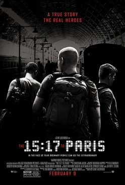 Eastwood's Cinema Verite: The 15:17 to Paris