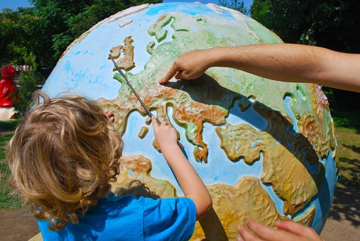 Learning to be responsible for each other, themselves, and our world is the greatest lesson we can teach our children.