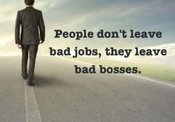 10 Traits of a Bad Manager
