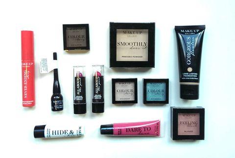 Pound shop makeup is quite good!