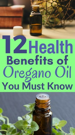 12 Health Benefits of Oregano Oil You Must Know