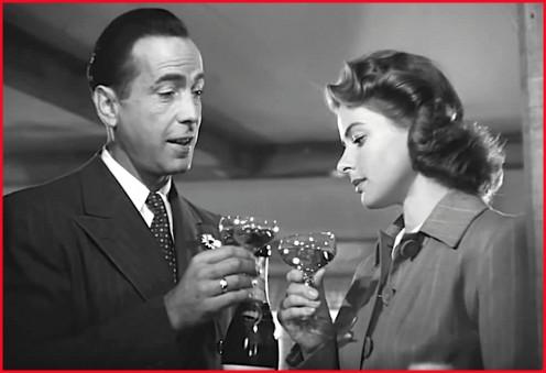 "Humphrey Bogart & Ingrid Bergman: Sex, Scandals, and Secrets of the Stars of ""Casablanca"""