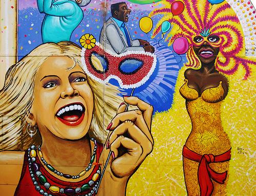 Mardi Gras by bcostin