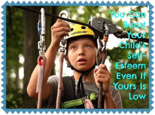 Self-esteem is the foundation for success. If your child doesn't feel strong and confident, he won't take on new challenges.