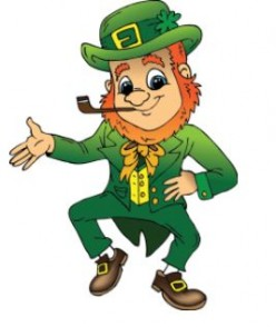 A Day for Little People - Leprechaun's Day