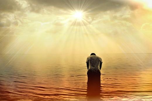 Seeking the inner quiet of Soul