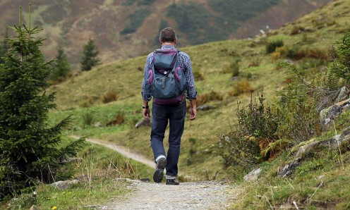 Walking is a great exercise for osteoarthritis