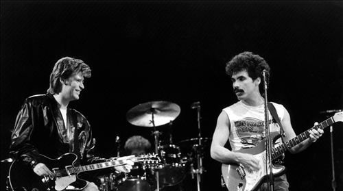 Daryl Hall and John Oates are the most successful duo in musical history.  Together they wrote a compendium of top ten songs over 4 decades of collaborative efforts.