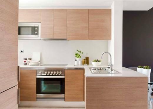 The Kitchen in Erik Vokel