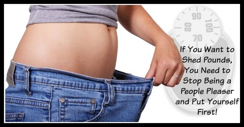 You'll Never Lose Weight and Keep It Off Until You Put Yourself First!