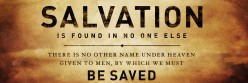 Salvation Explained