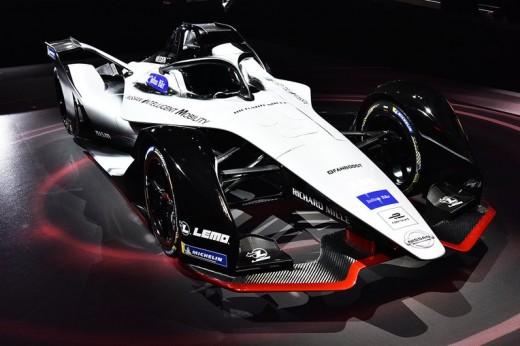 Nissan Formula E Racer