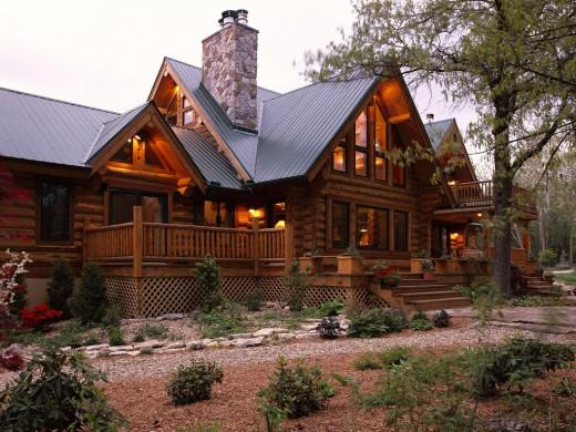 Saragosa Dude Ranch lodge