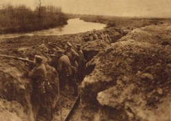 Daily Routine in WWI Trenches