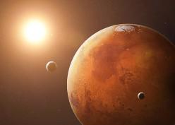 Mars into Capricorn