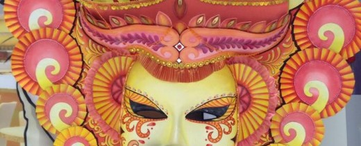 The MassKara festival came about to bring smiles to the locals when their economy hit rock bottom.