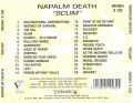 Review of the Album Scum by British Death Metal Band Napalm Death