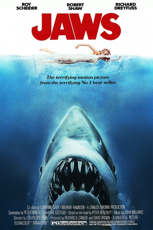 Eating While Swimming: 'Jaws' Retrospective