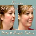 How to Get Rid of Your Double Chin (Includes 2 Simple Exercise Videos)