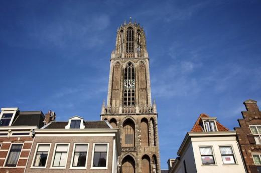 Dom Church Tower Utrecht