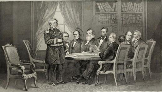 Talk of Southern Rebellion
